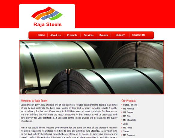 Raja Steels