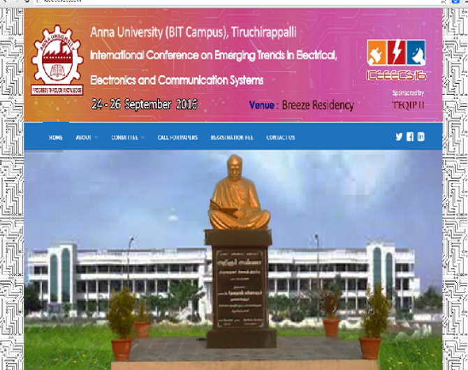 Anna University Event