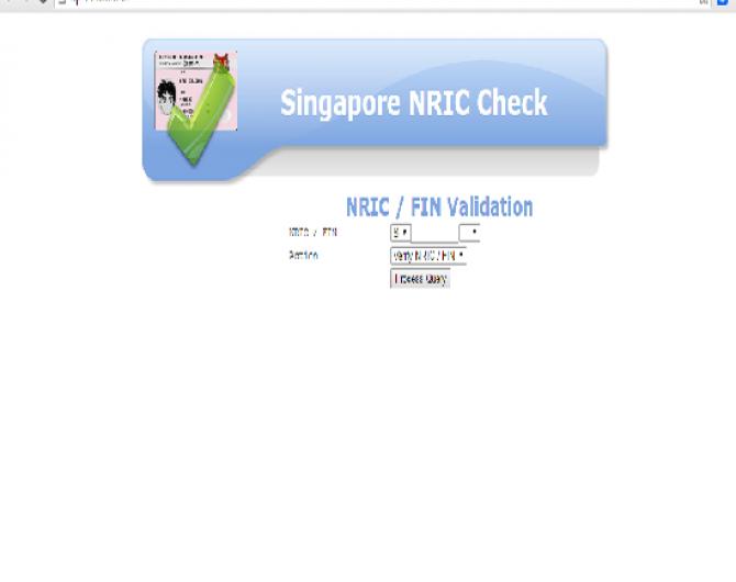singapore-nric-check