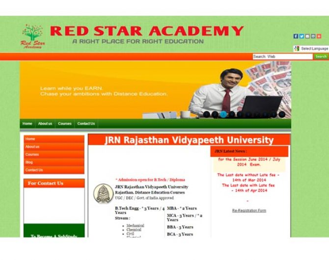 red-star-academy-port